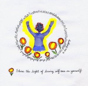Shine the Light of Loving Self-Care